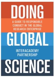 Інструкції для відповідальної поведінки у глобальному дослідницькому товаристві